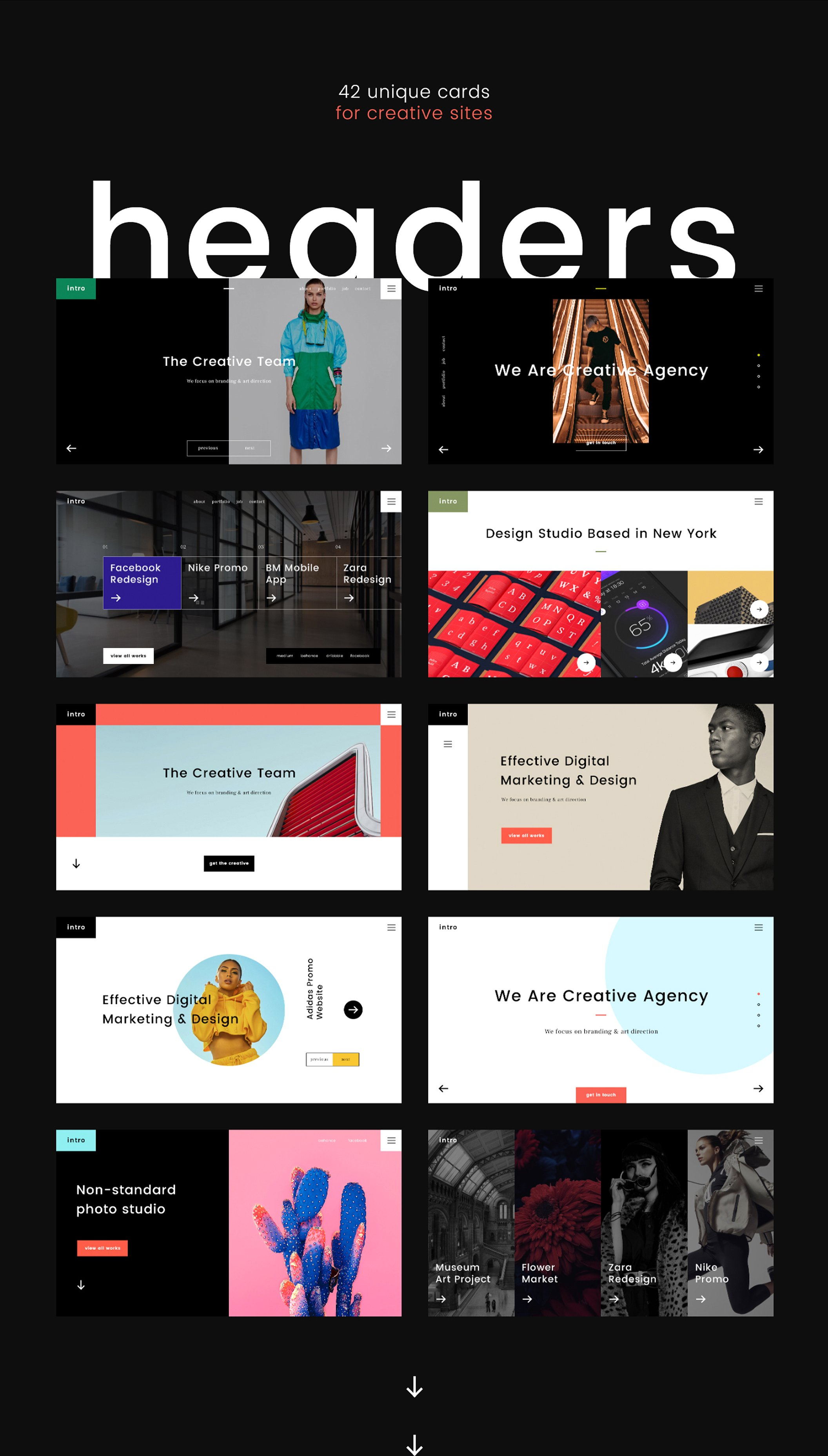 Intro UI Kit